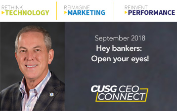 New CEO Connect article by Dave Adams